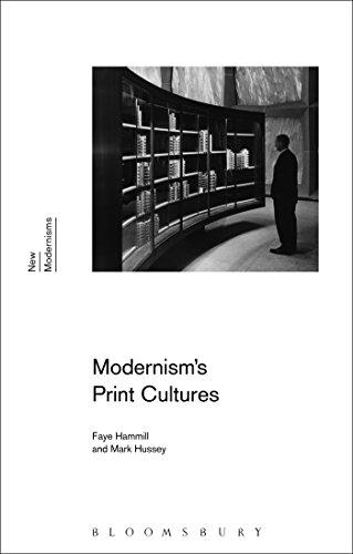 9781472573254: Modernism's Print Cultures (New Modernisms)