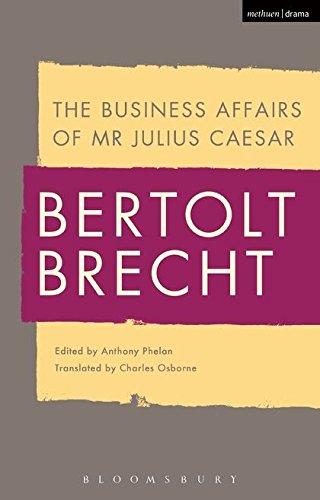 9781472582720: The Business Affairs of Mr Julius Caesar