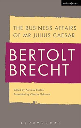 9781472582737: The Business Affairs of Mr Julius Caesar