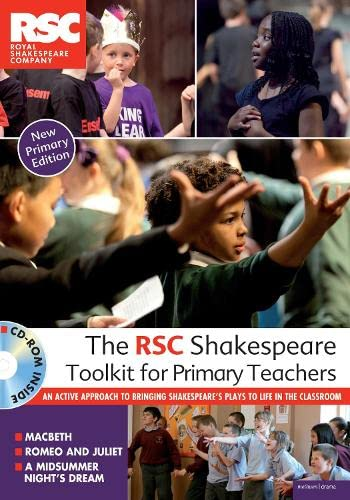9781472585189: The RSC Shakespeare Toolkit for Primary Teachers (Performance Books)