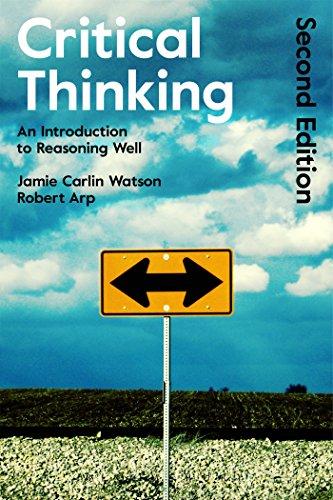 Critical Thinking: Arp, Robert; Watson, Jamie Carlin