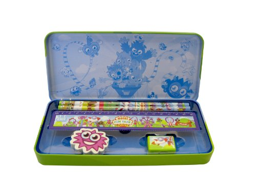 Moshi Monsters Fun Park Filled Pencil Ti: Various