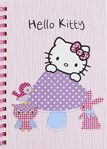 9781472601803: Hello Kitty Woodland Animals A6 Notebook