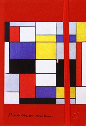 9781472605177: Quo Vadis Mondrian Composition A6 Lined
