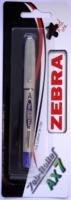 9781472605740: Ax7 Liquid Ink Rollerball Single Card Bl
