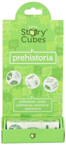 9781472605993: PREHISTORIA (Rorys Story Cubes Mix)