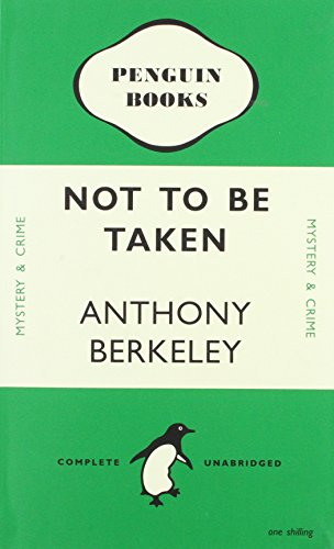 9781472606235: Not to Be Taken Notebook (Green)