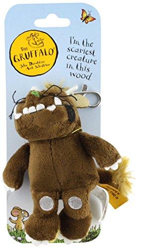 9781472606365: Gruffalo Key Clip Mini Plush 4.5 Inches