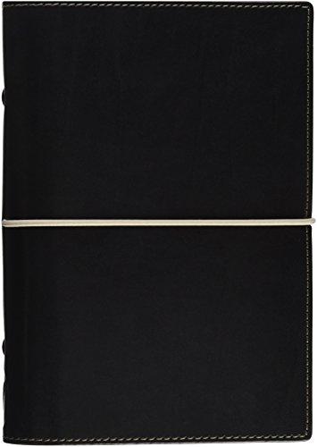 Filofax Personal Domino Black Organiser