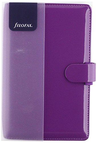 9781472607225: Filofax Compact Patent Purple Organiser