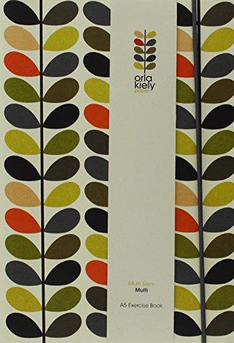 9781472608031: Orla Kiely A5 Exercise Book