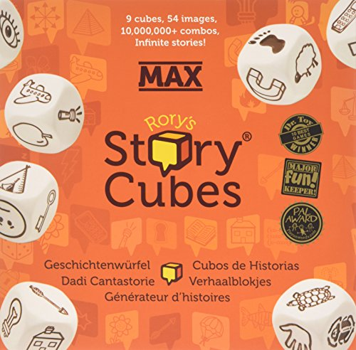 9781472613394: Rorys Story Cubes Max