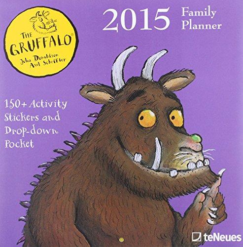 9781472614599: 2015 Gruffalo Family Planner