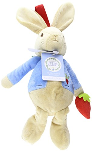 PETER RABBIT MUSICAL SOFT TOY