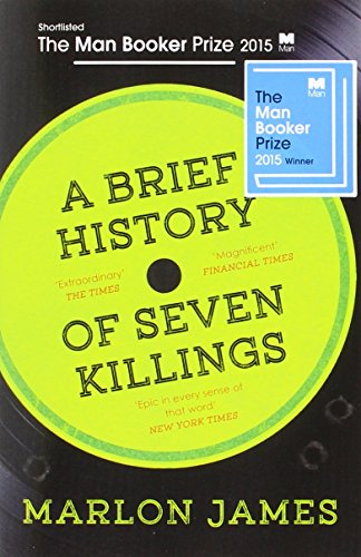 9781472620194: Brief History of Seven Killings Signed