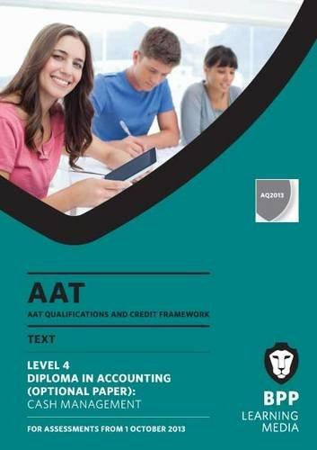 9781472703248: AAT Cash Management: Study Text