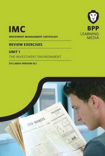 9781472706072: IMC Unit 1 Review Exercises Version 10.1