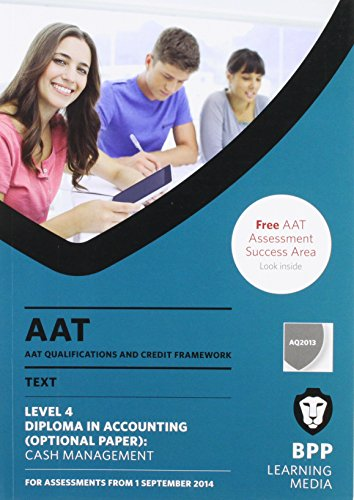 9781472709073: AAT Cash Management: Study Text