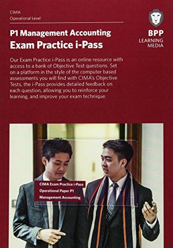 9781472716330: CIMA P1 Management Accounting: Exam Practice i-Pass
