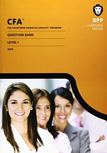 9781472716408: CFA Level 1: Question Bank