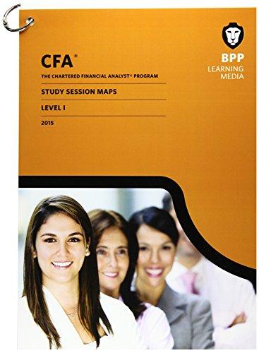 9781472716415: CFA Level 1: Study Session Maps