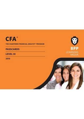 9781472716590: CFA Level 3: Passcards