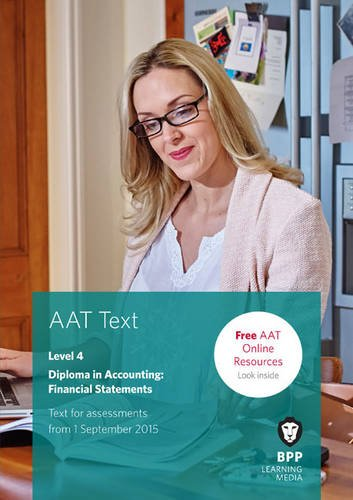 9781472721723: AAT Financial Statements: Study Text