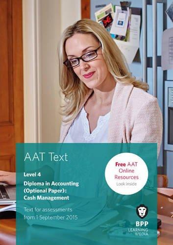 9781472721730: AAT Cash Management: Study Text