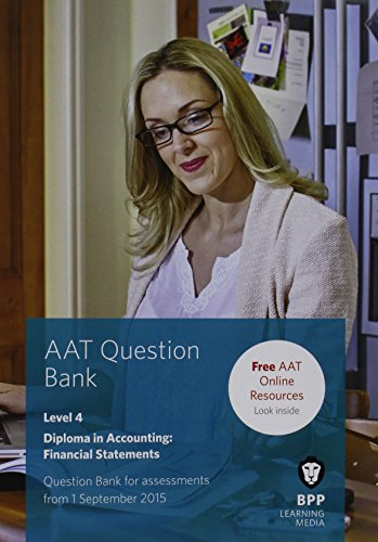9781472722058: AAT Financial Statements: Question Bank