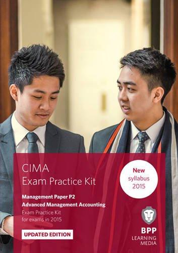 9781472734280: CIMA P2 Advanced Management Accounting: Exam Practice Kit