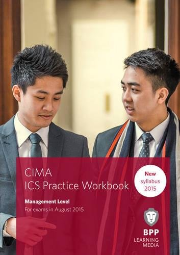 9781472742919: CIMA Management E2, F2 & P2 Integrated Case Study: Practice Workbook