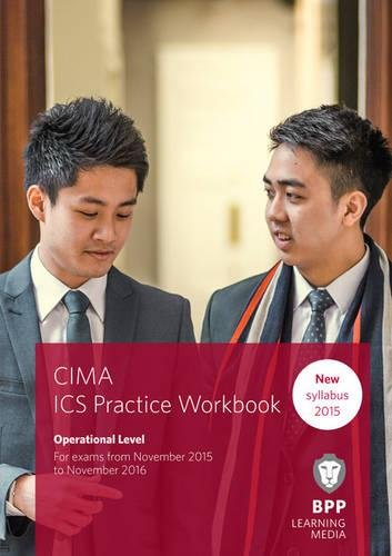 9781472742933: CIMA Operational E1, F1 & P1 Integrated Case Study: Practice Workbook