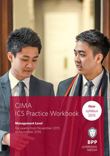 9781472742940: CIMA Management E2, F2 & P2 Integrated Case Study: Practice Workbook