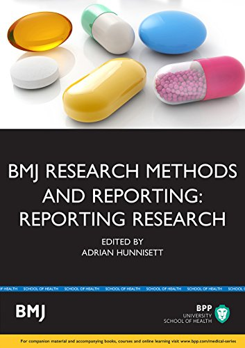 BMJ Research Methods & Reporting: Reporting Research: Study Text: Adrian Hunnisett