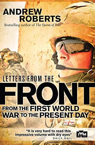 9781472803344: Letters from the Front: From the First World War to the Present Day