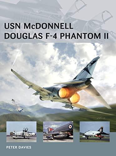 9781472804952: Usn Mcdonnell Douglas F-4 Phantom II