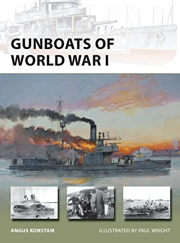 9781472804983: Gunboats of World War I