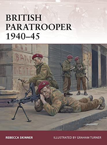 British Paratrooper 1940-45 (Warrior): Skinner, Rebecca