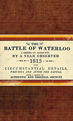 The Battle of Waterloo: Osprey Publishing