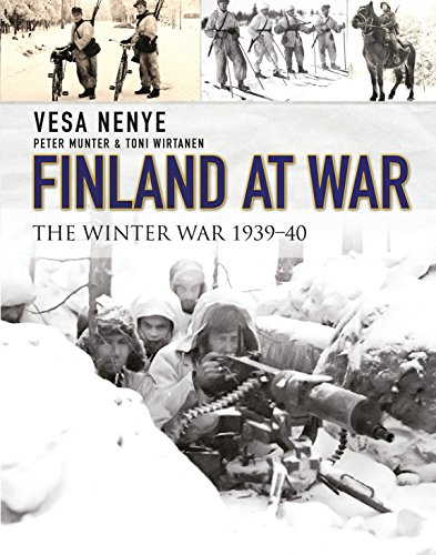 Finland at War: The Winter War 1939-40 (General Military): Nenye, Vesa