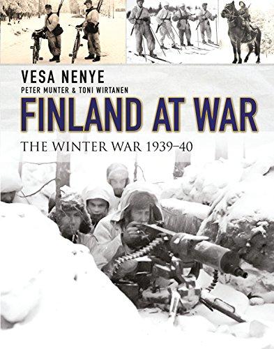 Finland At War: The Winter War 1939-40