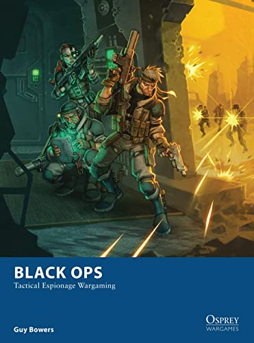 9781472807816: Black Ops: Tactical Espionage Wargaming (Osprey Wargames)