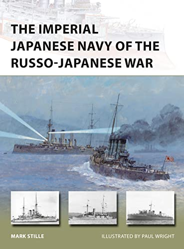 9781472811196: The Imperial Japanese Navy of the Russo-Japanese War (New Vanguard)