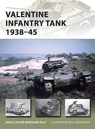 9781472813756: Valentine Infantry Tank 1938–45 (New Vanguard)