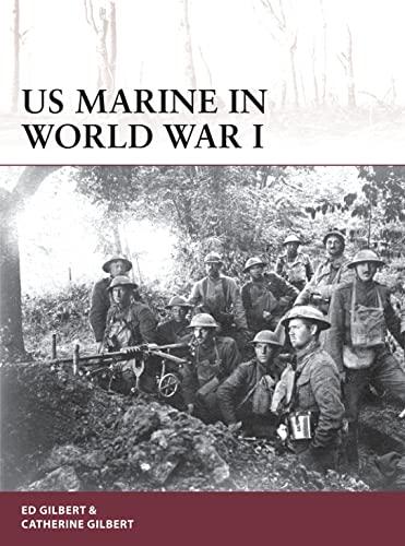 9781472813879: US Marine in World War I (Warrior)