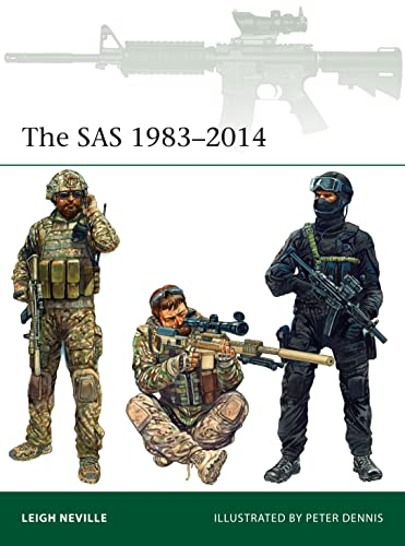 9781472814036: The SAS 1983-2014