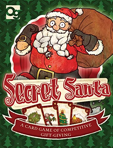 9781472814630: Secret Santa: A Card Game of Competitive Gift-Giving (Osprey Games)