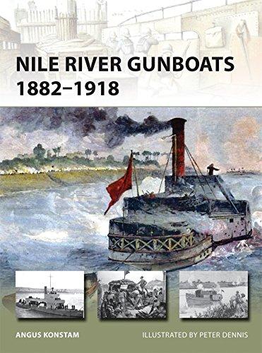 9781472814760: Nile River Gunboats 1882–1918