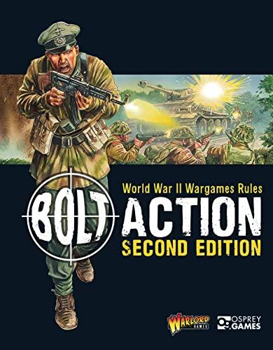 9781472814944: Bolt Action: World War II Wargames Rules: Second Edition