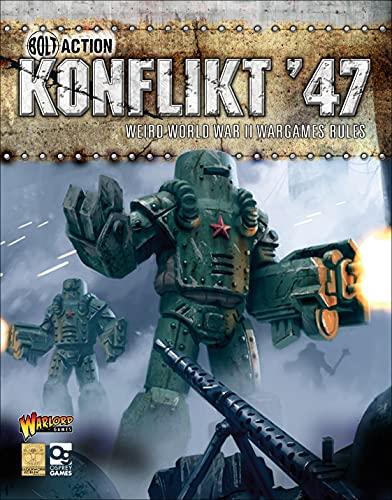 Konflikt 47: Weird World War II Wargames Rules (Hardcover): Warlord Games